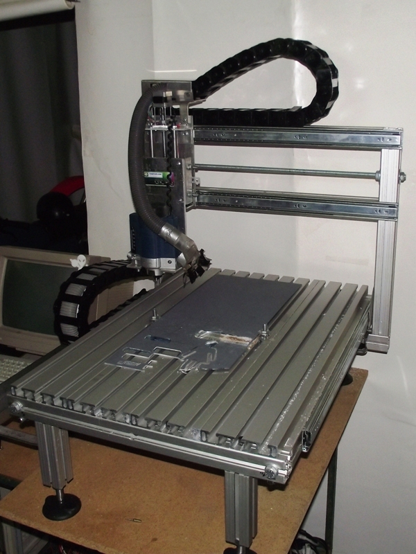 Cnc Router Low Cost Lingtronic
